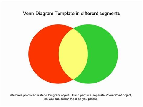 Venn Diagram Template Venn Diagram Template For Powerpoint