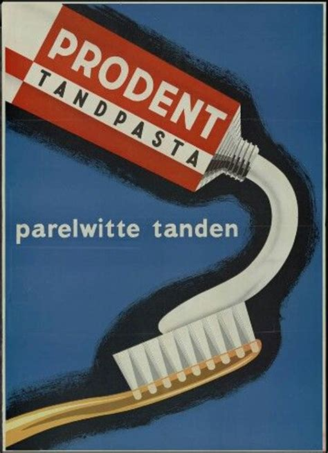 Prodent Reclame Vintage Advertising 181 Best Reclame Images On Netherlands