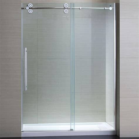 bathroom doors at home depot home depot frameless sliding shower doors lowes frameless