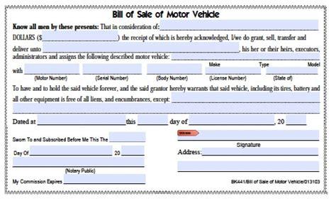 tennessee boat bill of sale pdf free hamilton county tennessee bill of sale bk441 form