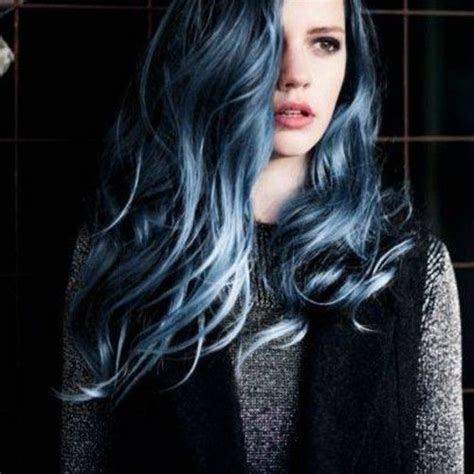 hair colors for pale skin and blue hair colour ideas for pale skin and blue