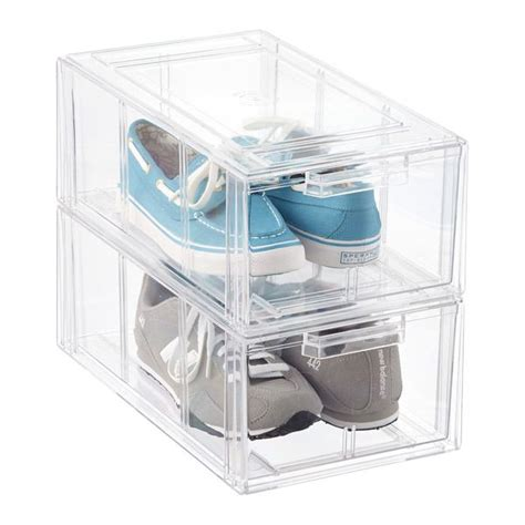 Stackable Drawers For Closet by 17 Best Ideas About Shoe Drawer On Closet
