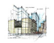 sketchbook pro architecture architectural sketchbook by zaki ghiacy at coroflot
