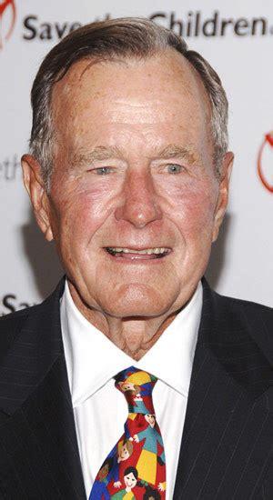george h w bush date of birth george h w bush hollywood life
