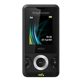 sony ericsson w205 price, specifications, features