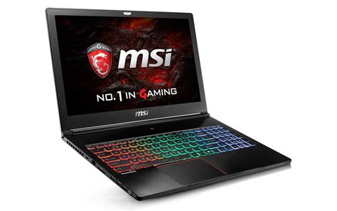 Laptop Nec Vr E Readyy msi gs63vr more than meets the eye hardwarezone my