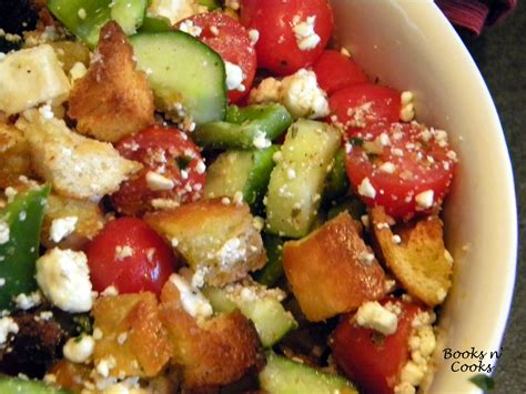 panzanella salad barefoot contessa books and cooks