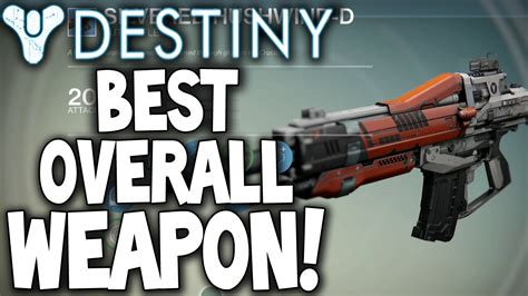 Imo Overol destiny best overall weapon for pvp pve best gun so