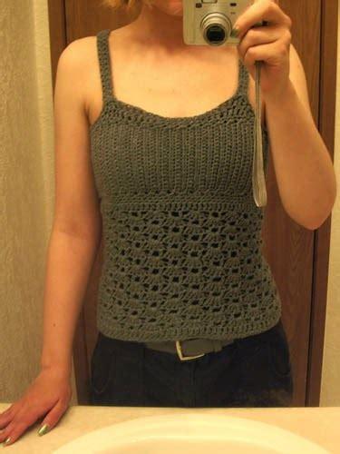 pattern crochet tank top happy heart fiber art new free pattern friday