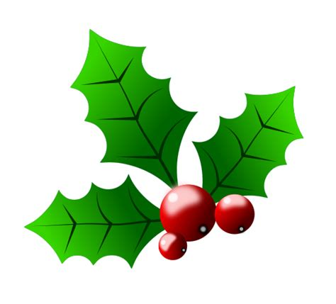 printable christmas holly free to use public domain holly clip art