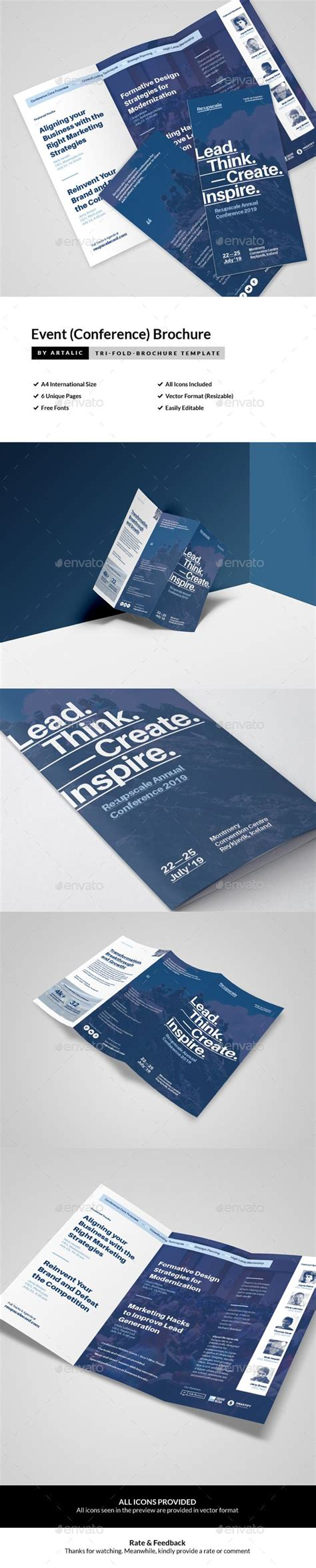 Best 25 Leaflet Template Ideas On Pinterest Leaflet Design Template Flyer Layout And Print Conference Agenda Template Indesign