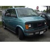 1995 Chevrolet Safari Van Green  Autos Post