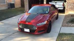 Custom 2013 Ford Fusion 2013 Custom Ford Fusion
