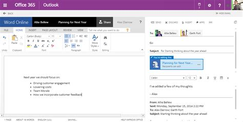 Office 365 Outlook Redirect Email Introducing A New Way To Files With Outlook Web App