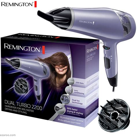 Hair Dryer Diffuser Remington remington d3711 2200 dual fan turbo ionic conditioning