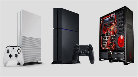 Playstation 4 Vs Pc Which Is Right For You | pc vs xbox one vs ps4 which has the best games in 2016