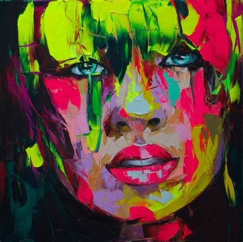 show about painting artists series francoise nielly artists inspire artists