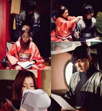 film lee min ho dan kim tae hee lee min ho dan kim hee sun saling pijat di lokasi syuting