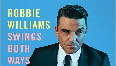 swing both ways robbie williams swing both ways album cover globus