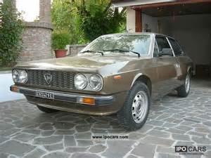 1976 Lancia Beta Coupe 1976 Lancia Beta Hpe 1600 Coupe Car Photo And Specs