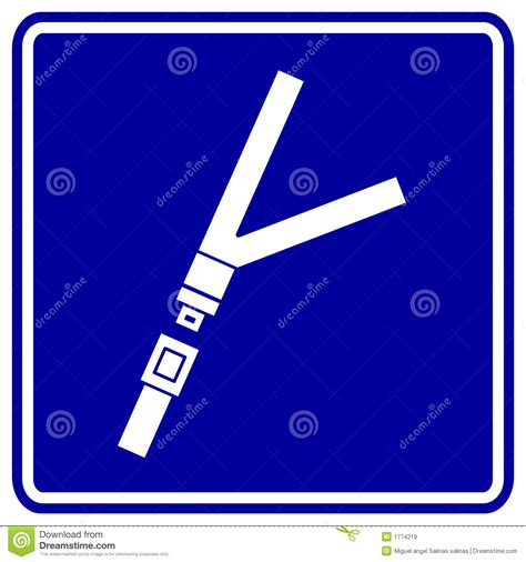 vector royalty free stock images image 2183529 seat belt vector sign royalty free stock images image 1774219