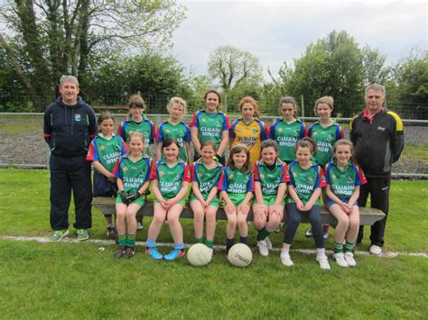 14 and under clonmore community website under 14 ladies
