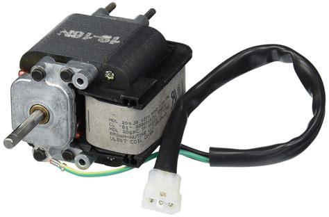 Lu Halogen Motor galleon broan s80u s80lu replacement vent fan motor 99080448 1 1 s 3000 rpm 120 volts