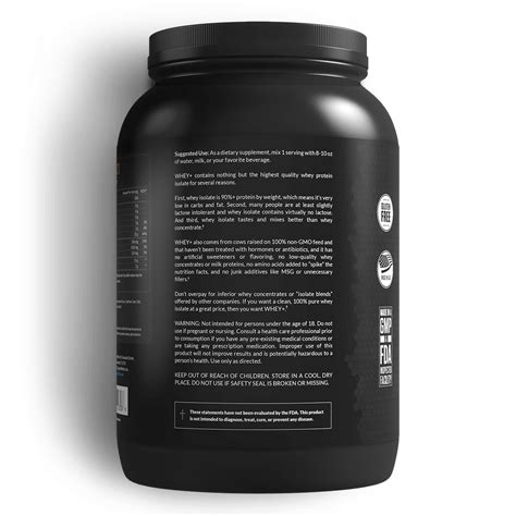 Whey Protein Powder will whey protein isolate help me lose weight weight