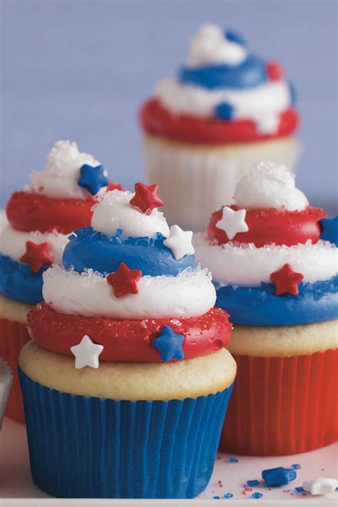 red white and blue cupcakes recipe red white blue creative and july 4th