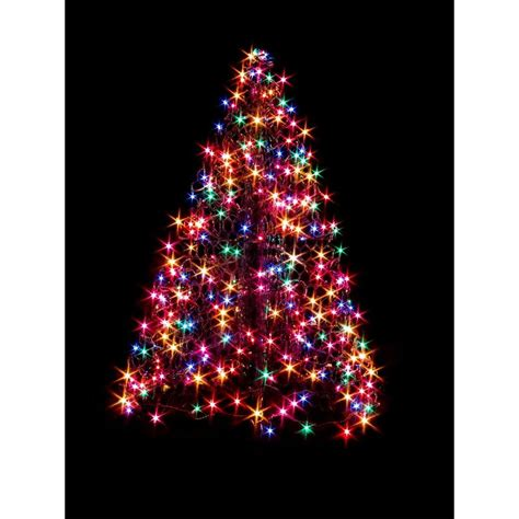lighted christmas porch trees battery operated outdoor lighted trees fishwolfeboro