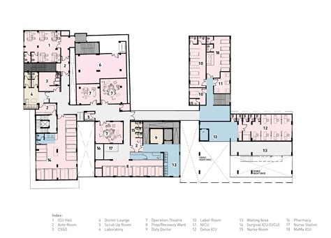 rieber terrace floor plan photo maternity hospital floor plan images coloured