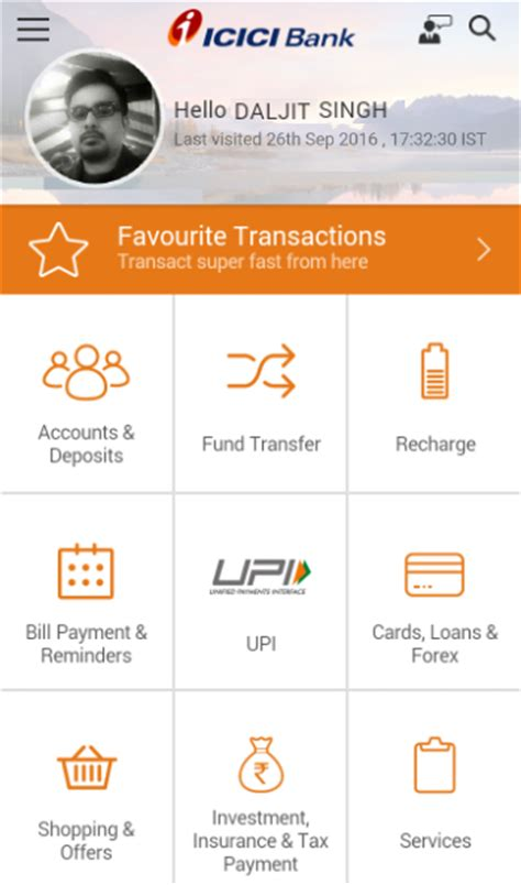 icici bank mobile banking apps imobile by icici bank app ranking and store data app