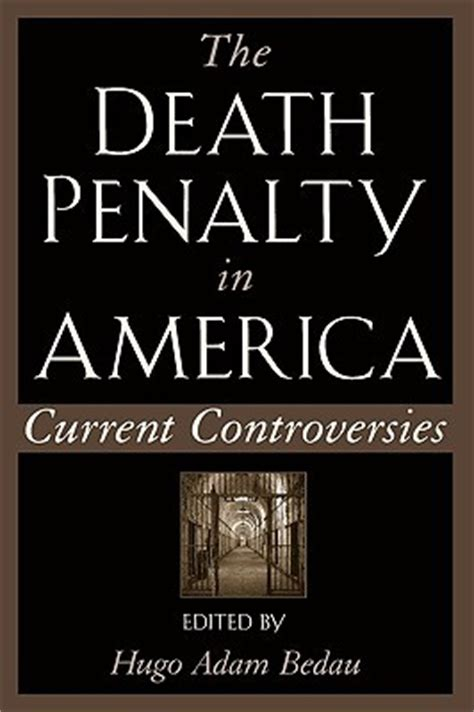 killed in an equalizer novel the equalizer books the penalty in america current controversies by