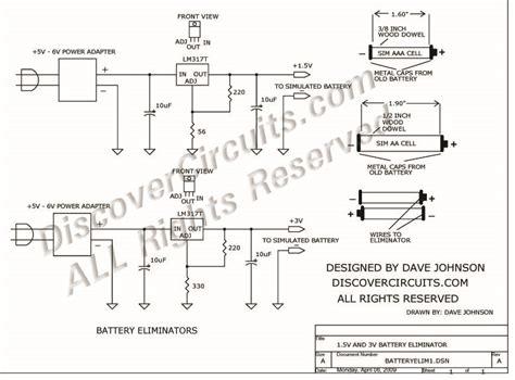sparx battery eliminator wiring diagram get free image