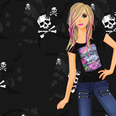 emo haircuts games geeky to emo makeover free online games at cleanoplan de