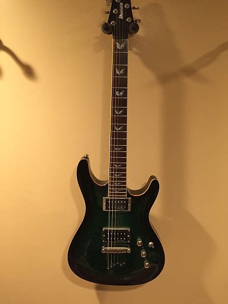 Ibanez Kikosp Teb ibanez szr 520 teb solid electric guitar with free gig reverb