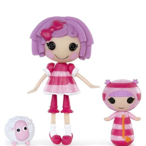 Lalaloopsy Pillow Doll by Lalaloopsy Mini Doll Dolls Pillow Featherbed And Blanket Feather