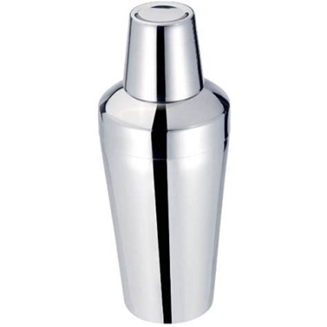 Shaker Cocktail Shaker Stainless 750 Ml buydig hds 25 oz 750 ml stainless steel sleek cocktail shaker