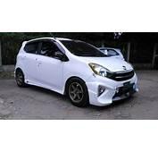 30 Modifikasi Toyota Agya Tipe TRD S G E Terbaru  Otodrift