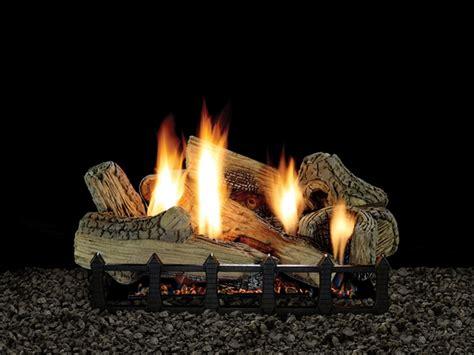 empire 30 quot ceramic fiber ventless gas log
