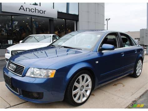 2004 blue pearl effect audi a4 3 0 quattro sedan 68283105 gtcarlot car color