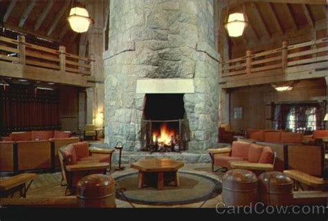 Timberline Lodge Fireplace by Fireplace In Lobby Of Timberline Lodge Mount Or