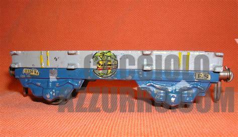 up freight car light blue type cucciolo azzurro