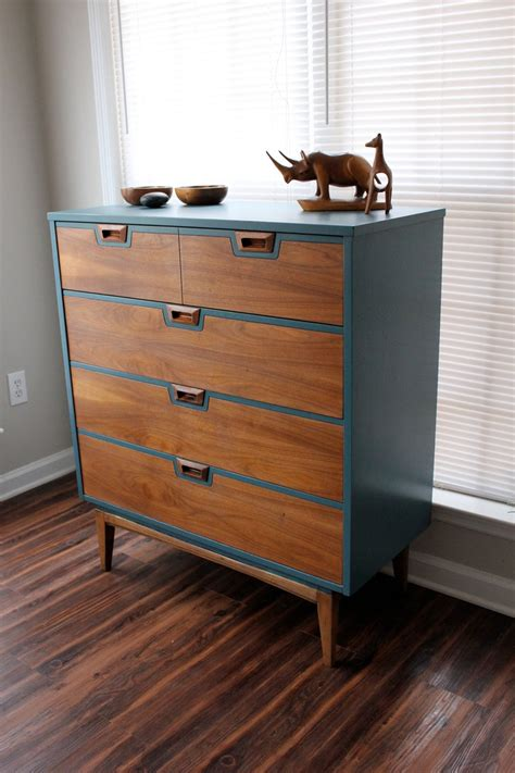 Beautiful Dresser by Painting A Mid Century Usually Makes Me Cringe But