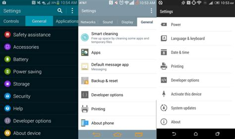 android developer options how to enable developer options on your android phone or tablet greenbot