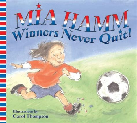 biography book on mia hamm soccer books that heal world cup fever the childrens
