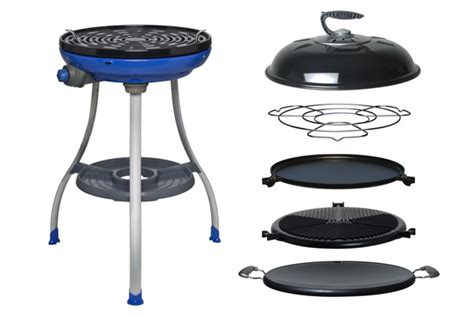 cadac carri chef deluxe barbecues camping accessories