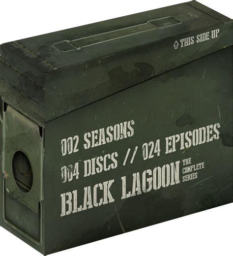 Gamis Set Jipon Premium Black review quot black lagoon complete series quot anime
