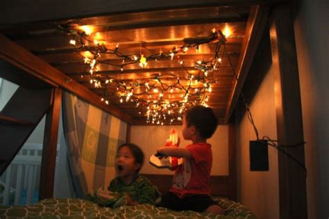string lights for boys bedroom fort with fairy lights