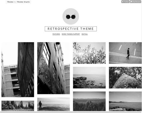 theme tumblr large pictures 50 best free tumblr themes 2018 for clean portfolio gags